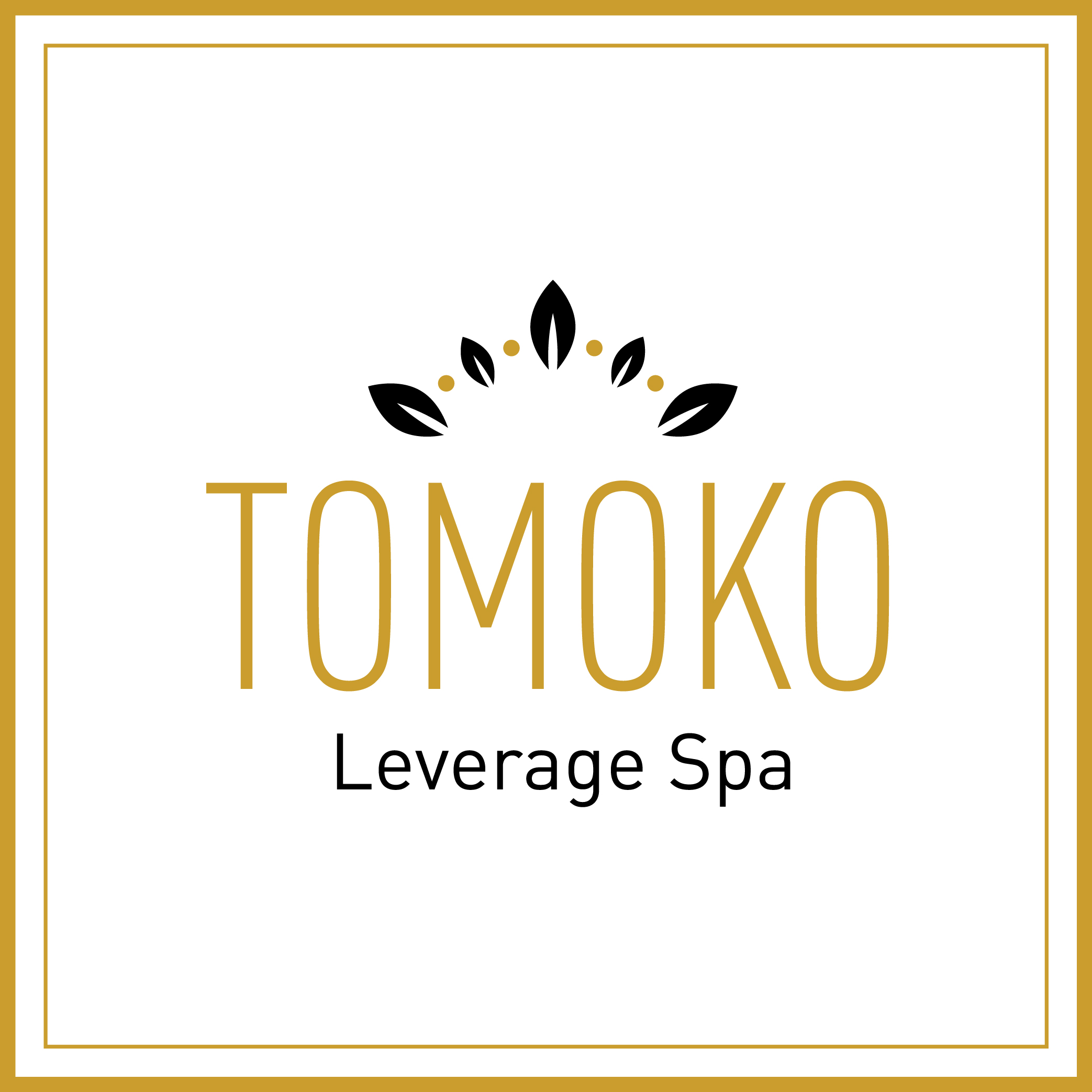 Tomoko Leverage Spa Logo
